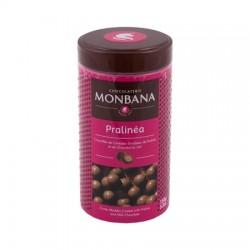 Monbana Praline in chocolate 150g