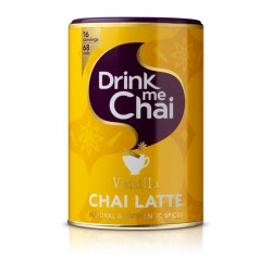 Drink Me Chai Vanilla Chai Latte 250g