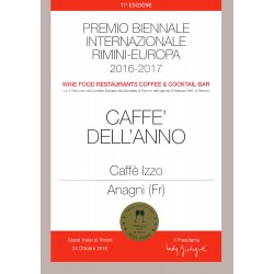 Coffee beans Izzo Silver 250g
