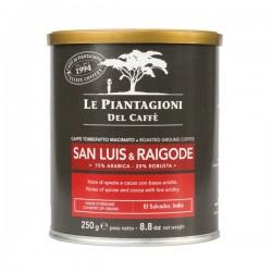 Coffee beans Le Piantagioni del Caffe San Luis & Raigode 500g