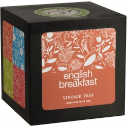 Vintage Teas Spicy Chai black tea 100g