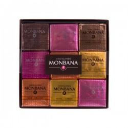 Monbana набор из 18 шоколадок