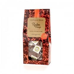 Vintage Teas Orange Rooibos Pyramid чай в шелковом пакетике 20 пирамидок