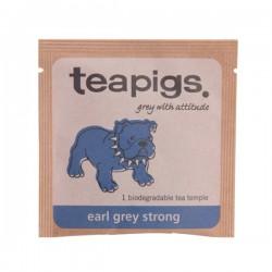 Teapigs Earl Grey крепкий pyramid черный чай в пирамидке
