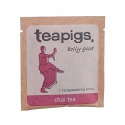 Teapigs Chai pyramid melnā tēja piramīda maisiņā