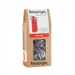 Teapigs Chilli Chai tea black tea pyramid 15