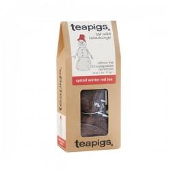 Teapigs Spiced Winter pyramid sarkanā rooibos tēja piramīda maisiņā 15gab