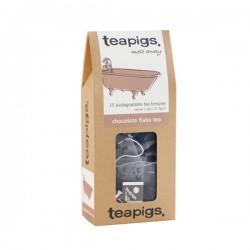 Teapigs Chocolate Flake tea black tea pyramid 15