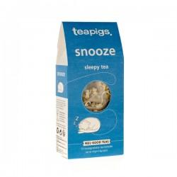 Teapigs Snooze tēja miegam piramīda maisiņā 15gab.