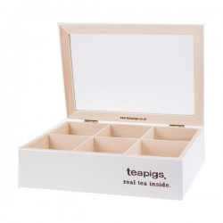 Teapigs деревянная коробка для чая