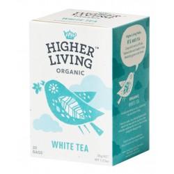 Higher Living Organic био зеленый чай 20 пакетиков