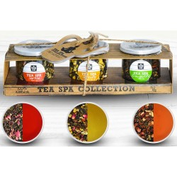 MCCOY TEAS Spa Collection beramā zaļā tēja 15g x 3 gab.