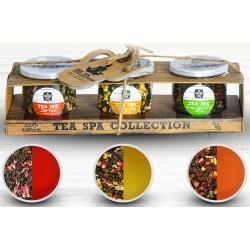 MCCOY TEAS Spa Collection заварной зеленый чай 15г x 3