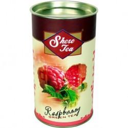 Shere Green tea Raspberry 120g