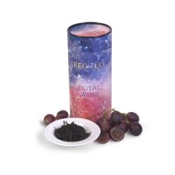 Regalo Royal Wine Black tea with grapes 75g