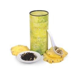 Regalo Tropical Jazz Black tea with pineapple, jasmine and vanilla 75g