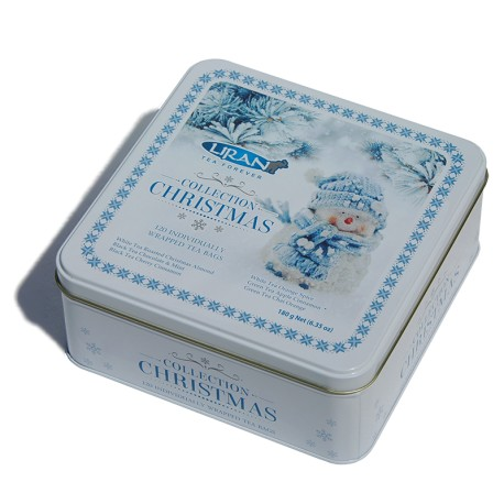 Liran Snowman Christmas Tea Collection tea bags 120x2g