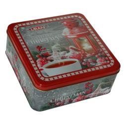 Liran Lampa Ziemassvētku melnās, zaļās un baltās tējas kolekcija tēja maisiņos 120gab.x2g