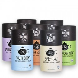 Mccoy Teas Black and Green Tea Collection 7pcs