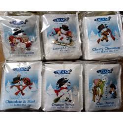 Liran Snowman Christmas Tea Collection tea bags 120x2g