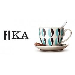 Ground coffee Johan & Nystrom Fika 500g