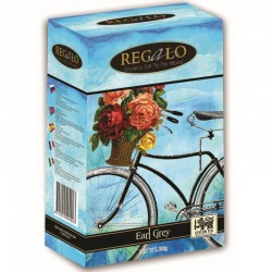 Regalo Earl Grey Black tea with bergamot 100g