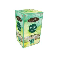 Regalo Soursop zaļā tēja ar anonu 2gx20 tējas maisiņi
