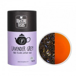 MCCOY TEAS Lavander Grey black tea 2gx10 pyramid