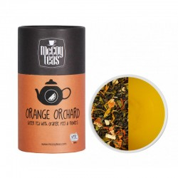 MCCOY TEAS Orange Orchard green tea 2gx10 pyramid