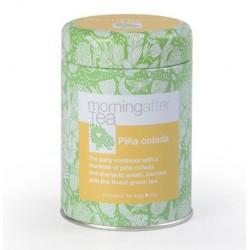 Vintage Teas PINACOLADA green tea 10 silken pyramid teabags