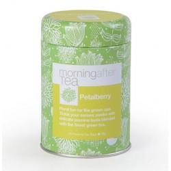 Vintage Teas PETAL BERRY Pyramid zaļā tēja ar jasmīnu zīda piramīdas maisiņā 10 gab.