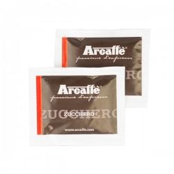 Arcaffe белый сахар в пакетике 4г