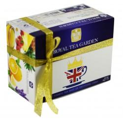 Mccoy Royal Tea Garden tējas kolekcija piramīdās 24x2g