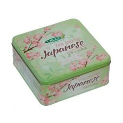 Liran Японская Чайная вечеринка коллекция зеленого и белого чая в пакетиках 120шт x 2г