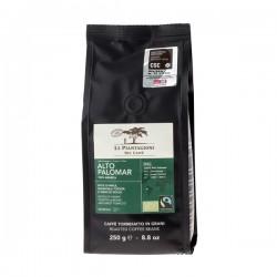 Kafijas pupiņas Le Piantagioni del Caffe Alto Palomar Peru 250g