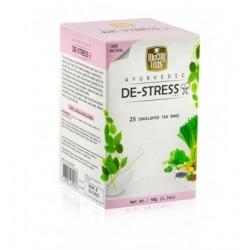 MCCOY TEAS De-Stress Ajurvēdiskā Zaļā tēja pret stresu 2gx25gab.