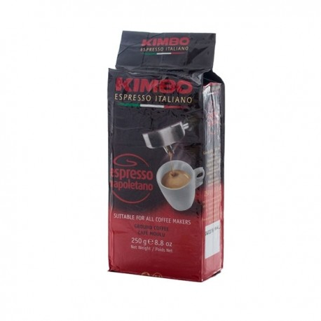 Ground coffee KIMBO ESPRESSO NAPOLITANO, 250g
