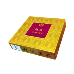 Dianhong red tea exclusive chinese tea 24 pyramids, Anning Haiwan Tea
