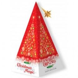 Liran Snow Christmas Magic Tree Green tea with orange and cinnamon 20 tea bags x 2 g