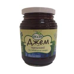 Di&Di JAM Blueberry with Jerusalem artichoke 300g Sugar free