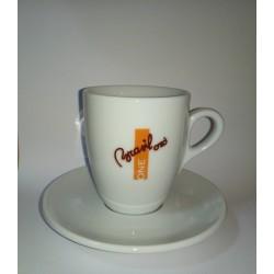 Brasil Oro  Cup and sourcer espresso Doppio 60 ml