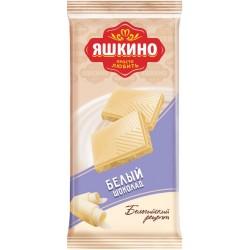 Yashkino white chocolate 90g
