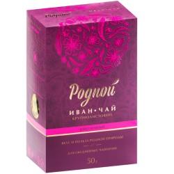Ivan tēja RODNOI liellapu ar ziediem 50g