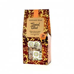 Vintage Teas Tropical blend pyramid bag tea 20pcs 100g