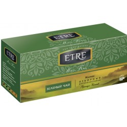Etre Mao Feng green tea, 25 teabags