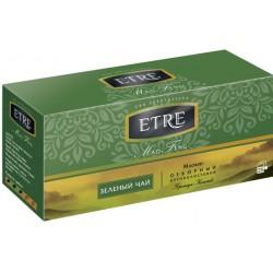 Etre Mao Feng зеленый чай в пакетиках 25шт