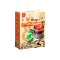 Krasnodar Black big leaf tea 200g
