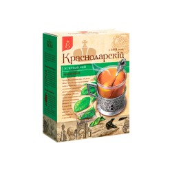 Krasnodar Classic Green big leaf tea 100g