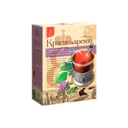Krasnodar Black tea with thyme and oregano 100g