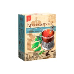 Krasnodar Black tea with bergamot flavor 100g
